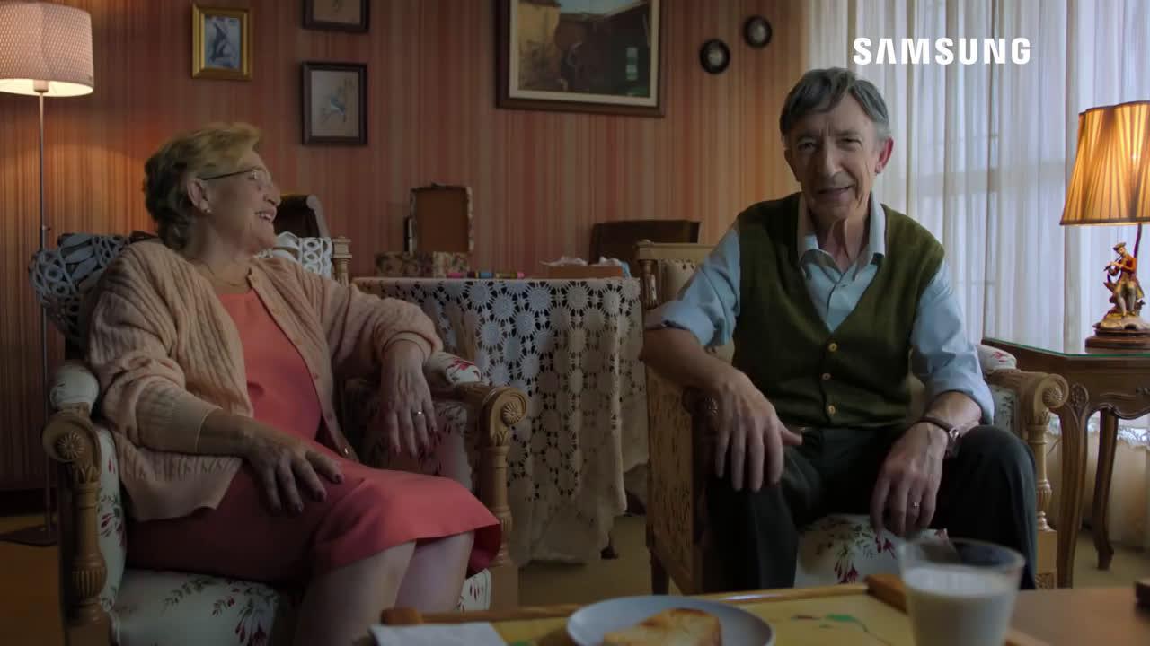 Samsung #LaGranVerdad   Samsung Gran Pulgada anuncio