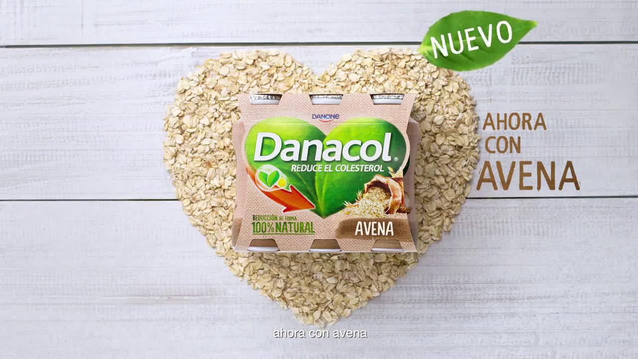 Danacol Avena   #danacolfunciona anuncio