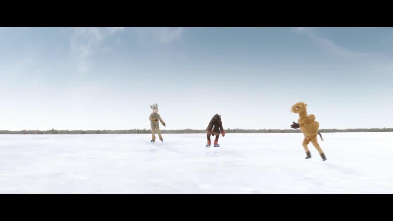 Huawei Javier Fernández se disfraza de... ¿camello? | Huawei P Smart + anuncio