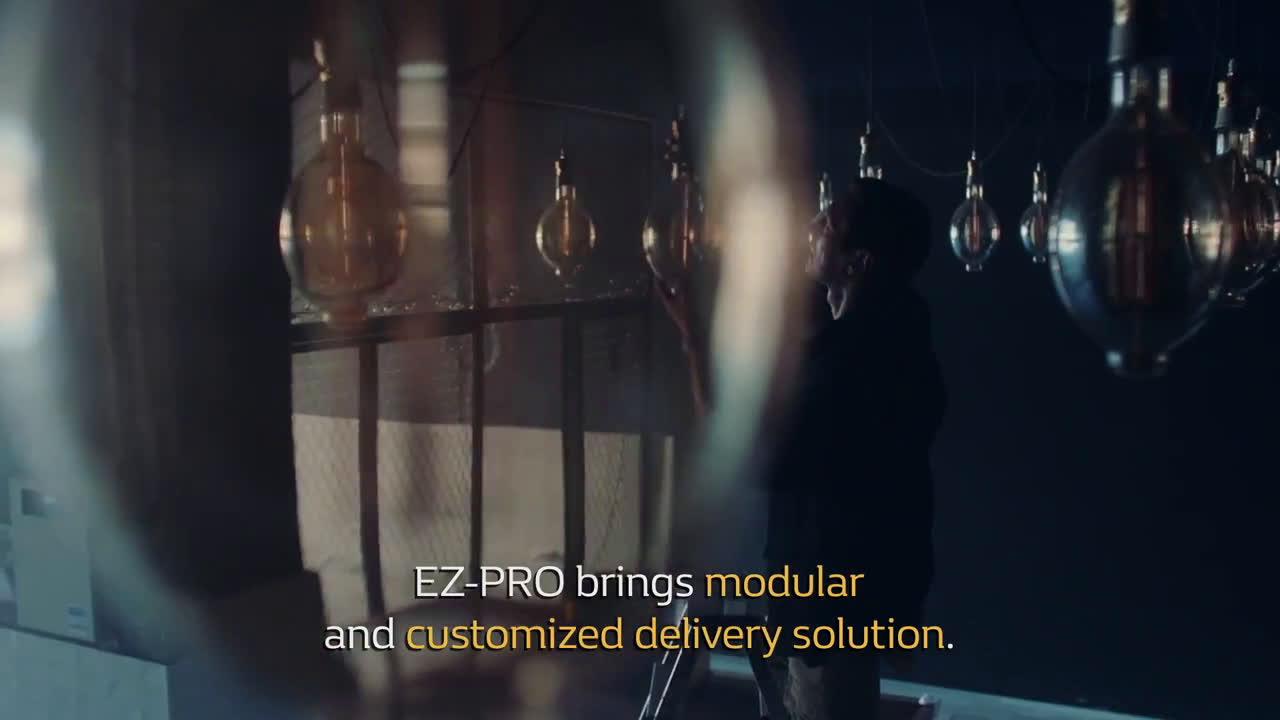 EZ-PRO Trailer