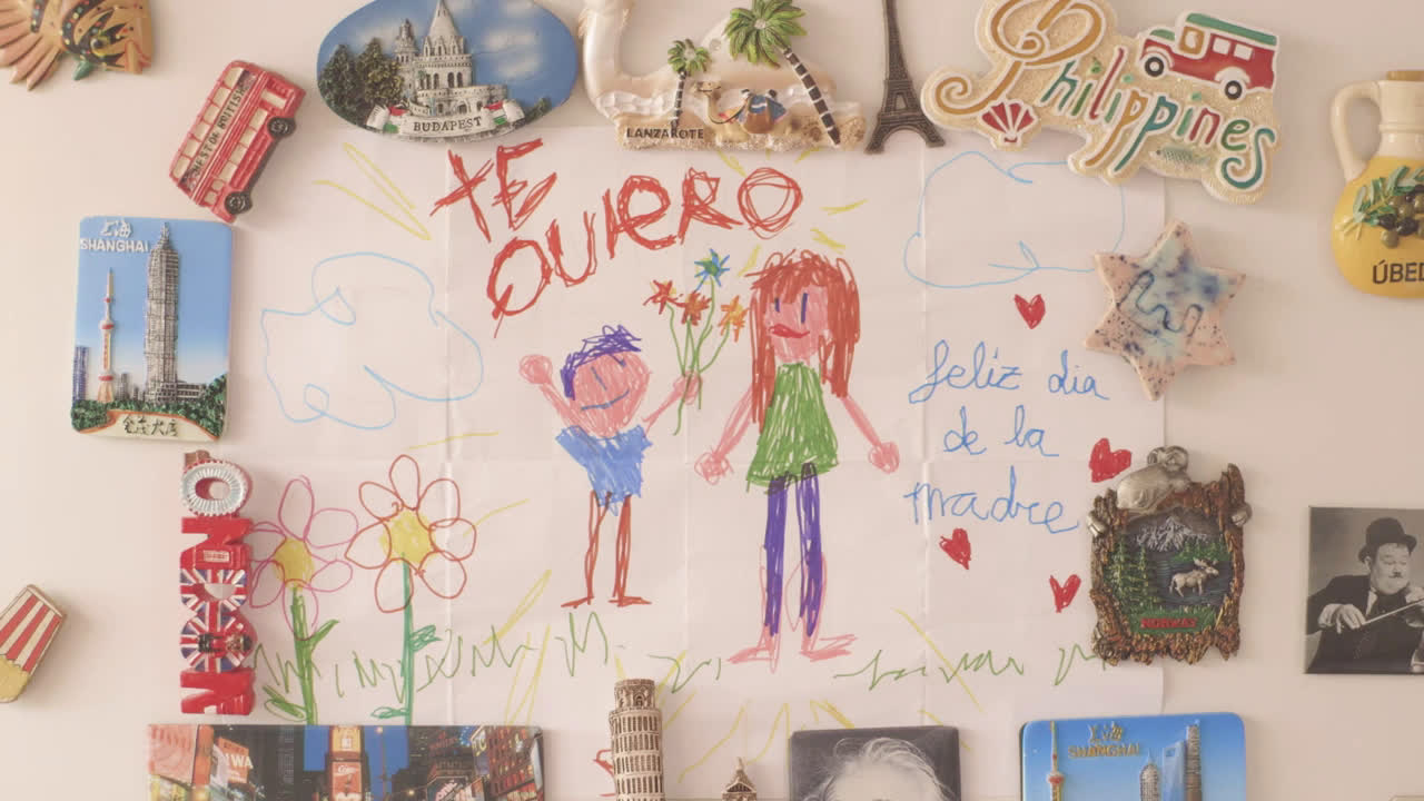 Carrefour ¡Feliz día de la madre, mamá! anuncio