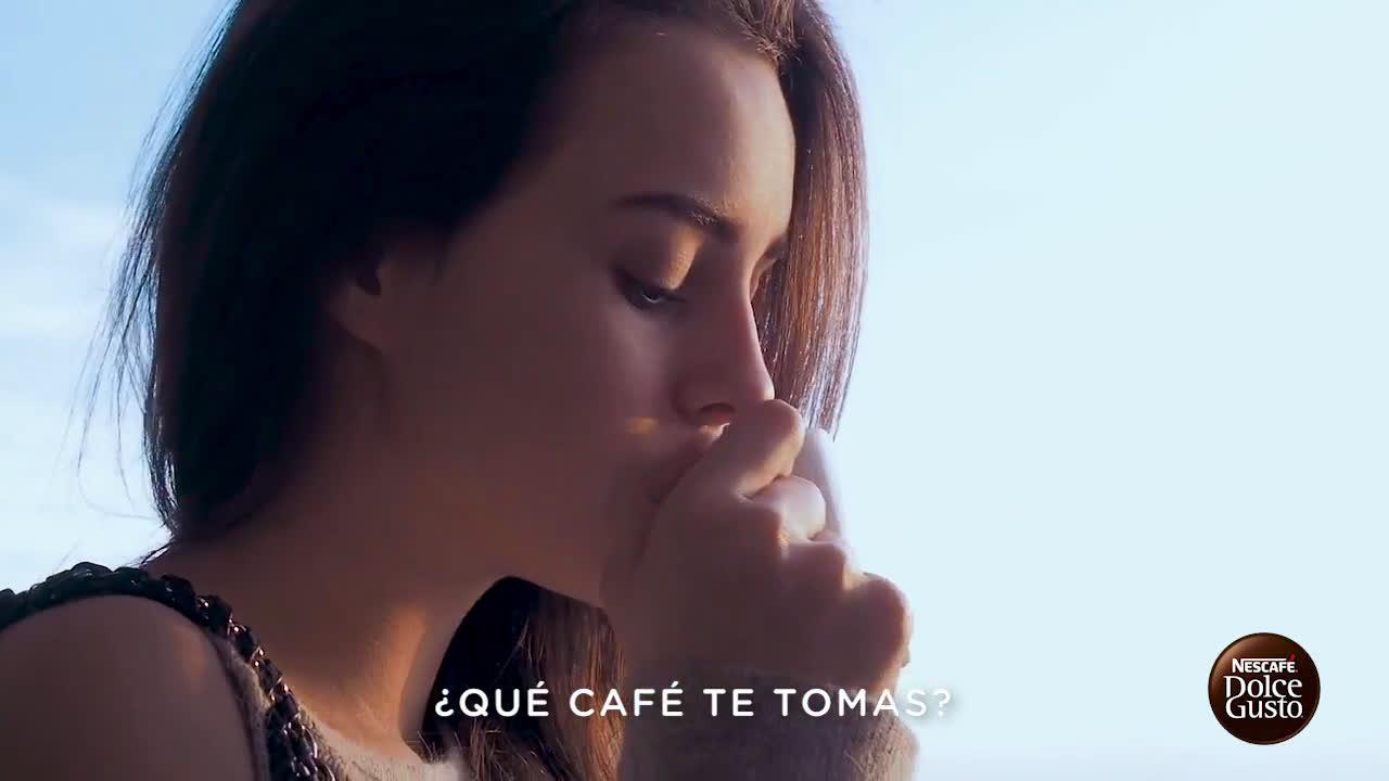 Nescafe Ardenza #TuCafeTeDelata anuncio