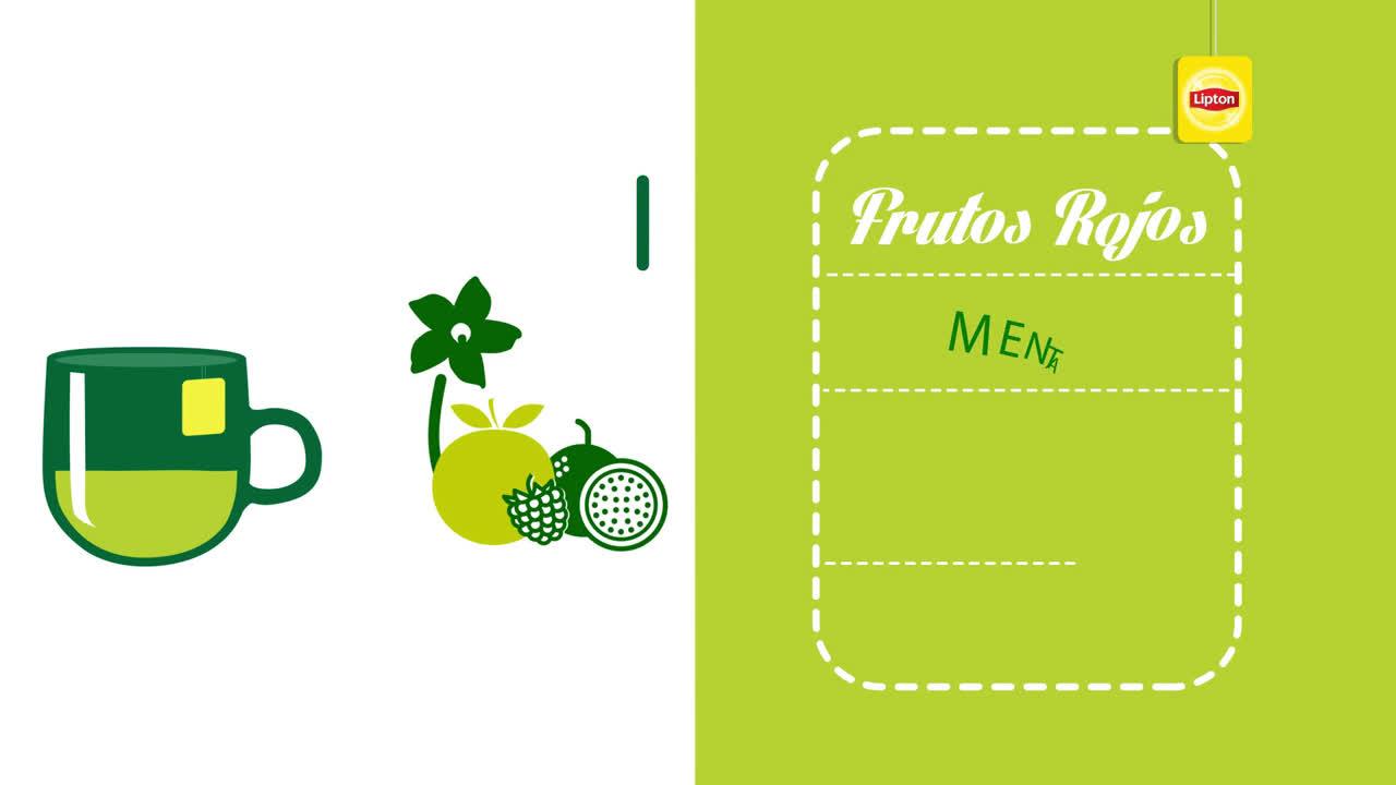 Lipton Té Verde | Disfruta el exquisito sabor de sentirte bien anuncio
