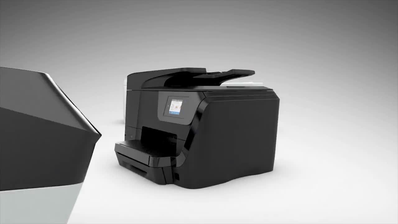 HP Impresoras HP OfficeJet Pro anuncio