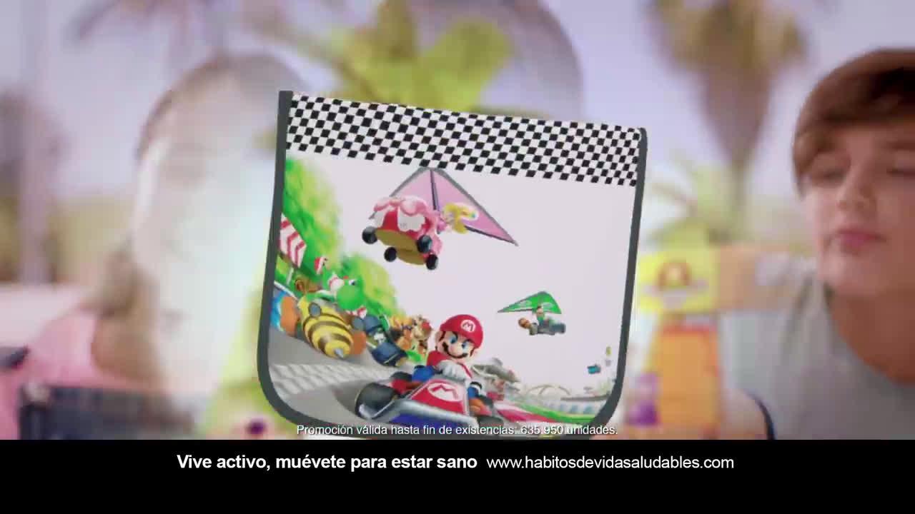 La Piara Mario Kar anuncio