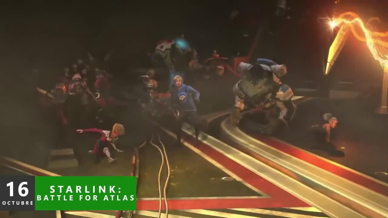 Xbox One | Lanzamientos de la semana (15 - 19 octubre) anuncio