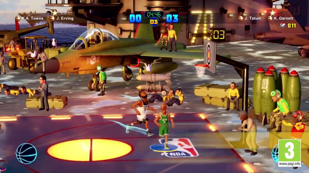 Nintendo NBA Playgrounds 2 - Juega sin límites (Nintendo Switch) anuncio