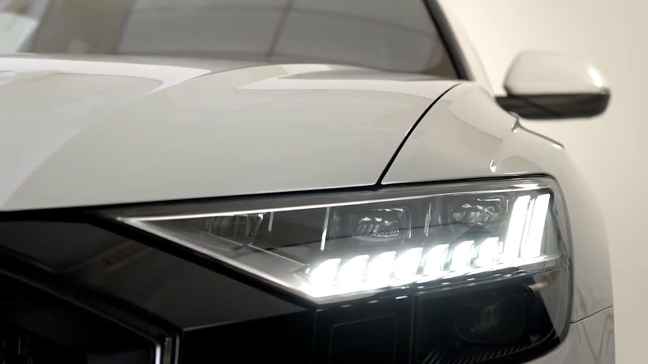 Nuevo Audi Q8 - Diseño exterior Trailer