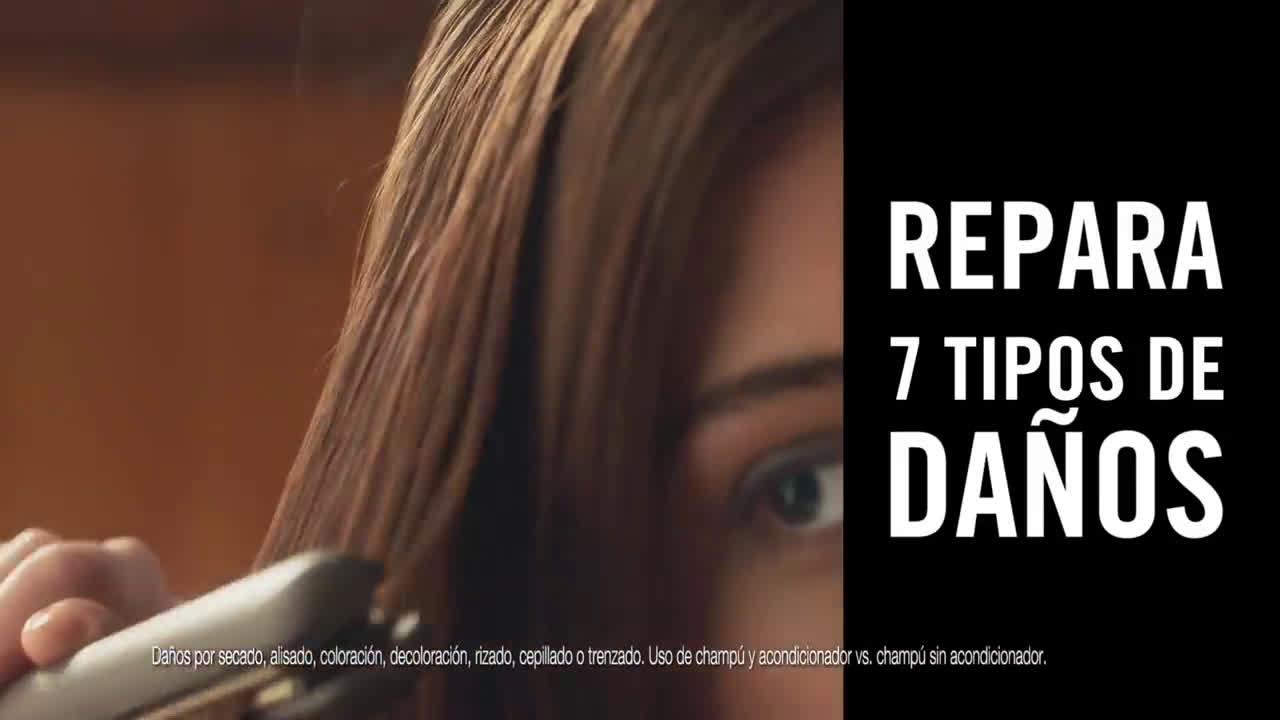 TRESemme Repara & Fortalece 7 anuncio