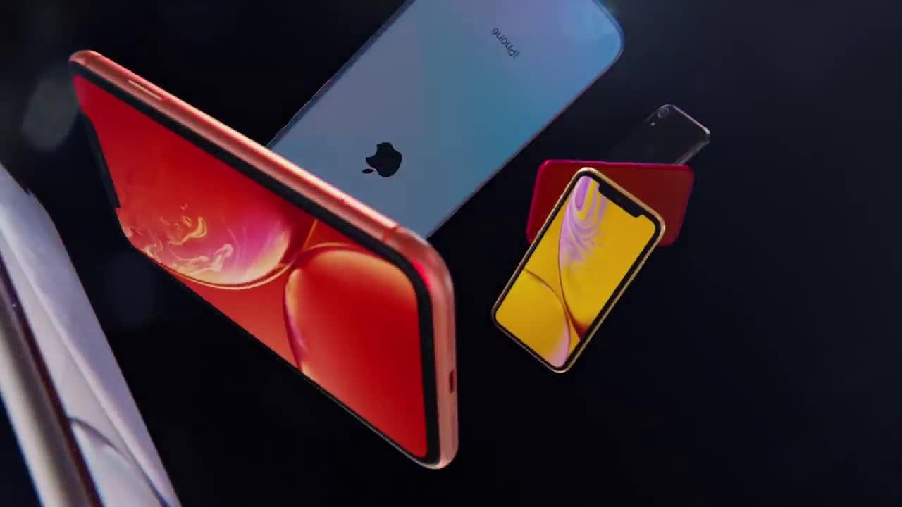 Apple iPhone XR – Gama anuncio