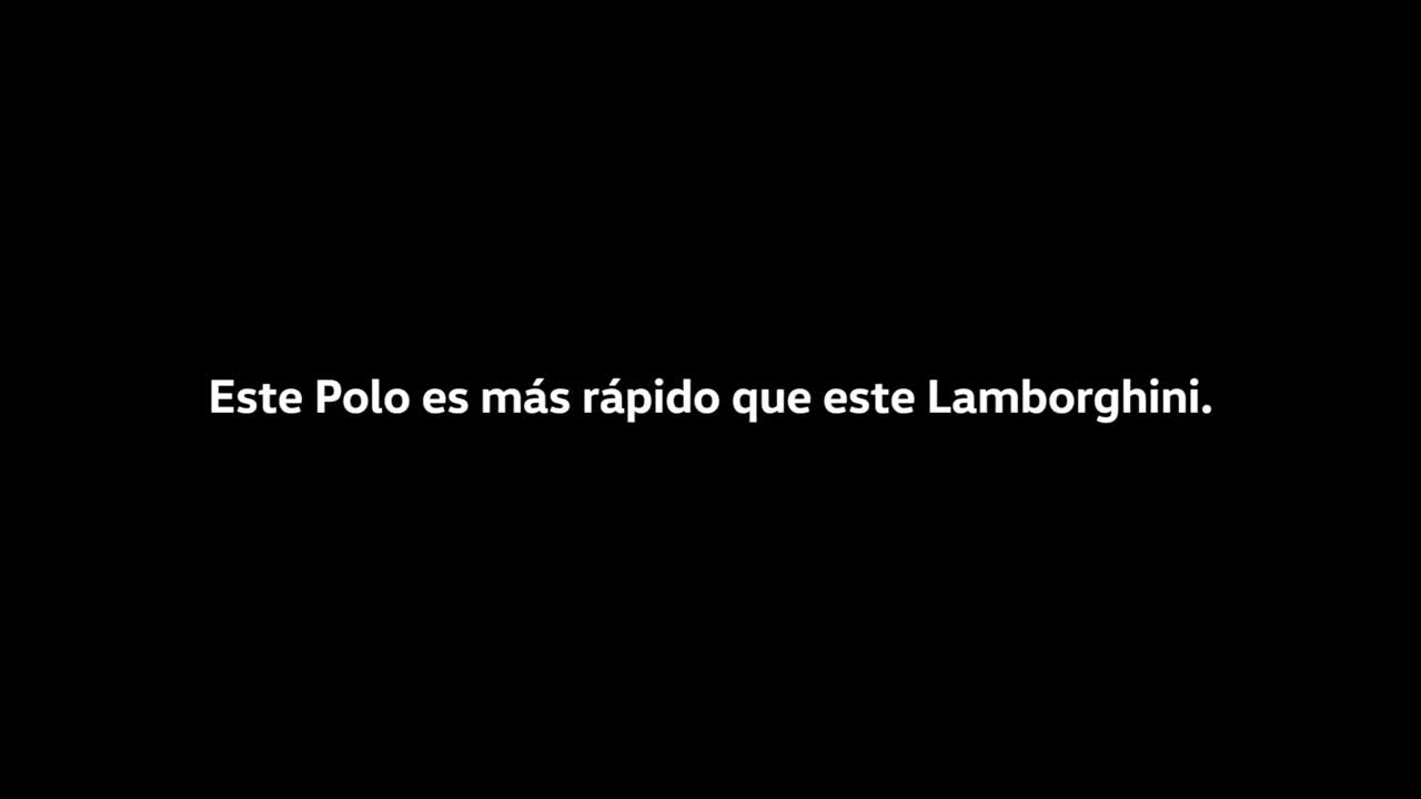 Polo vs Lamborghini  Trailer
