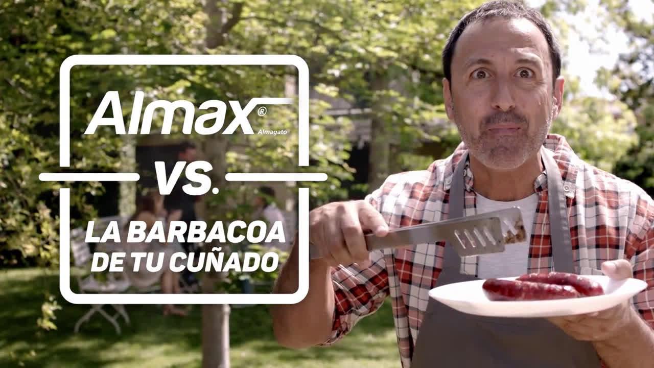 Almax VS. La barbacoa anuncio