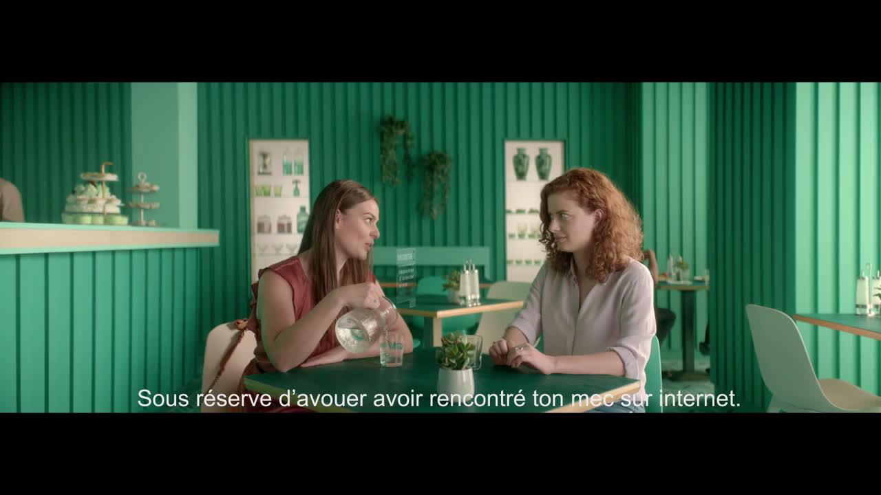 RED by SFR Le Cheesecake anuncio