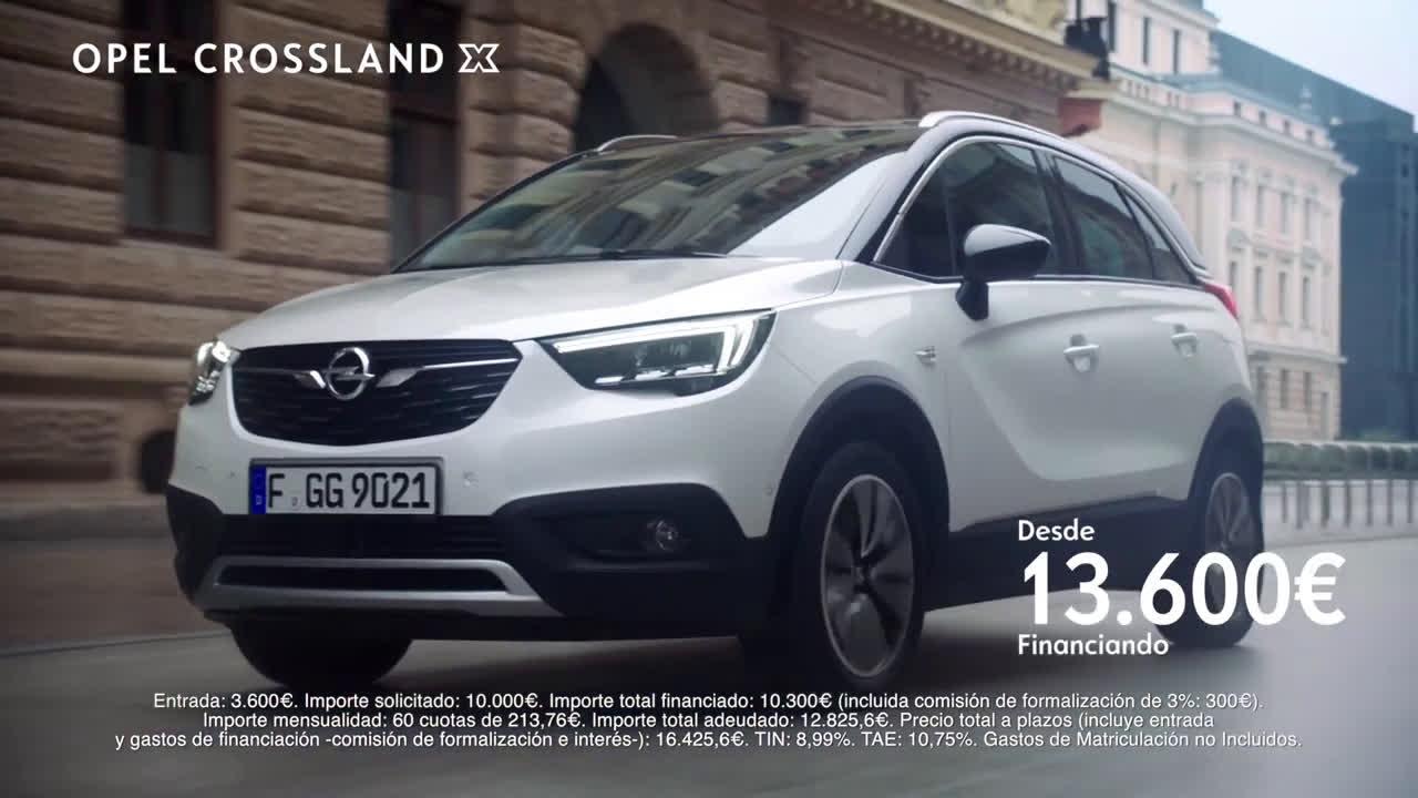 ¡Ampliamos los Black Days de Opel! Trailer