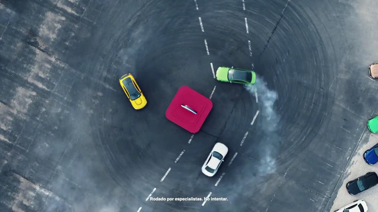 Arde BMW M Town Trailer
