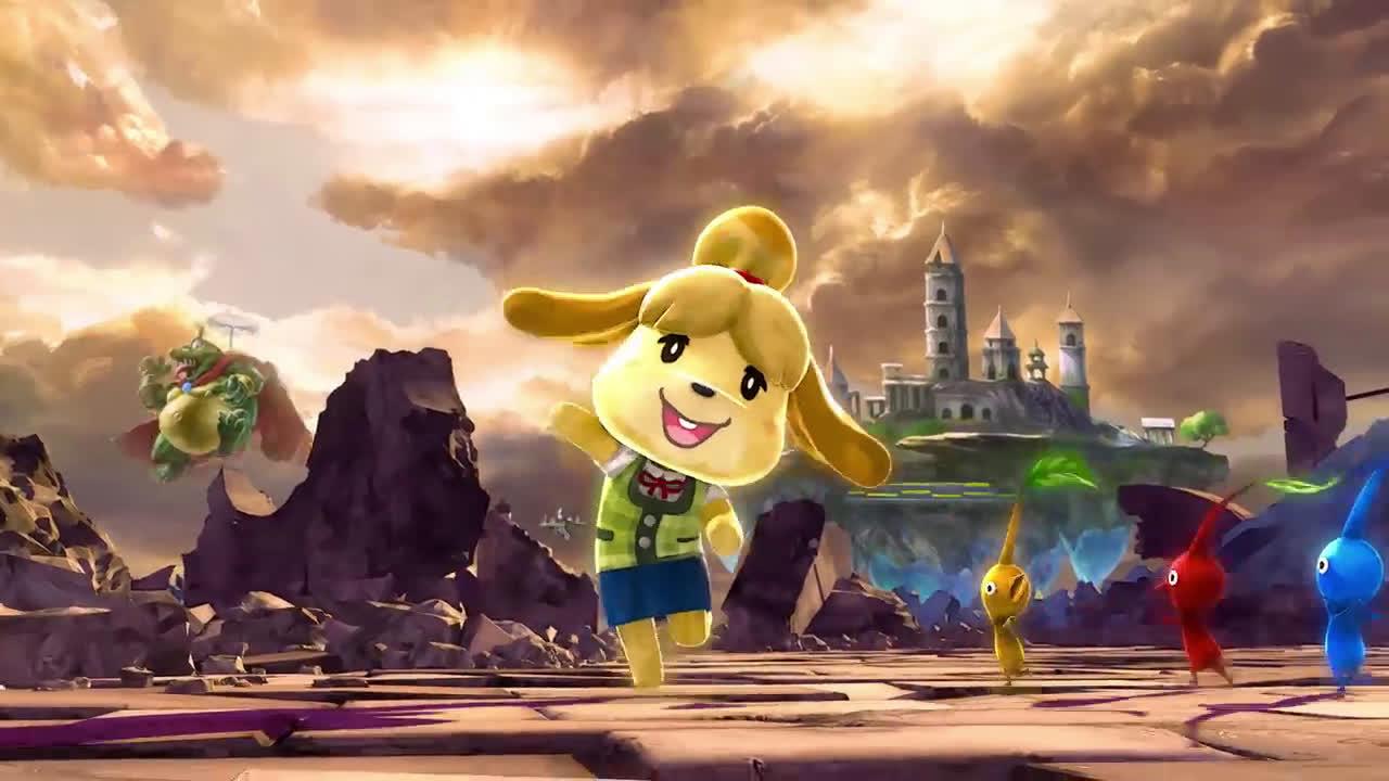 Nintendo Super Smash Bros. Ultimate - El enfrentamiento definitivo ε (Nintendo Switch) anuncio