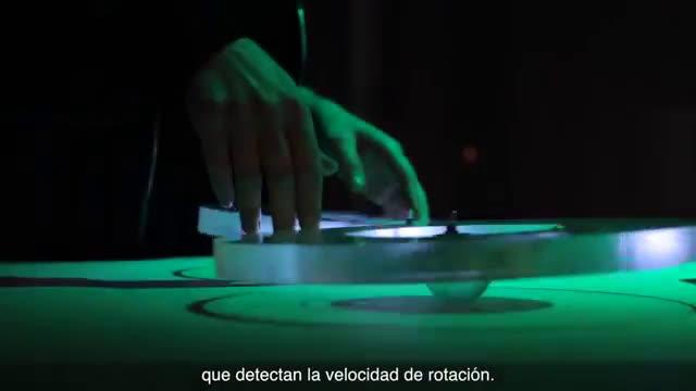 Myriam Bleau en - A Taste Of Sónar+D by Mazda Rebels Trailer