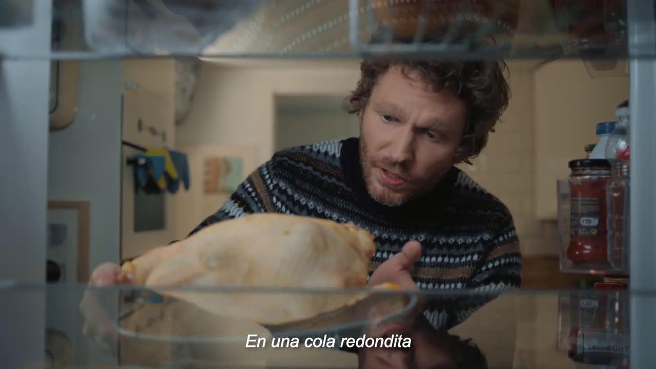Sorteo de Navidad de la ONCE 2018 - frigorífico Trailer