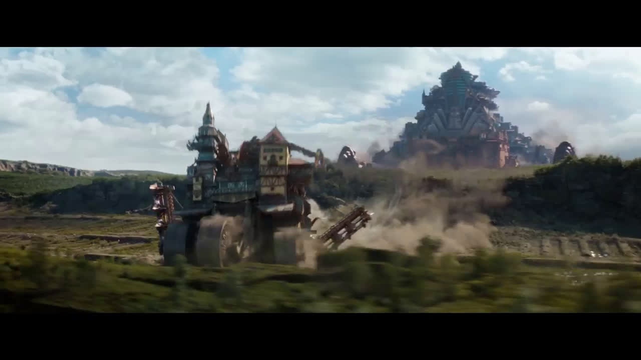 Universal Pictures MORTAL ENGINES - Spot 6 anuncio