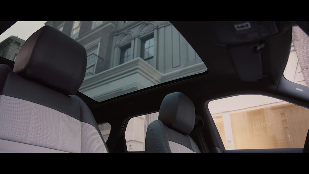 Nuevo Range Rover Evoque | Diseño interior Trailer