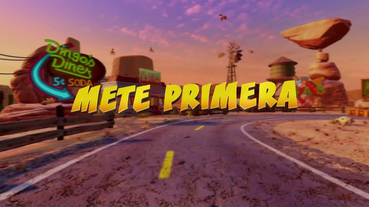 ¡ESTO ES CRASH TEAM RACING NITRO-FUELED! - Tráiler en Español Trailer