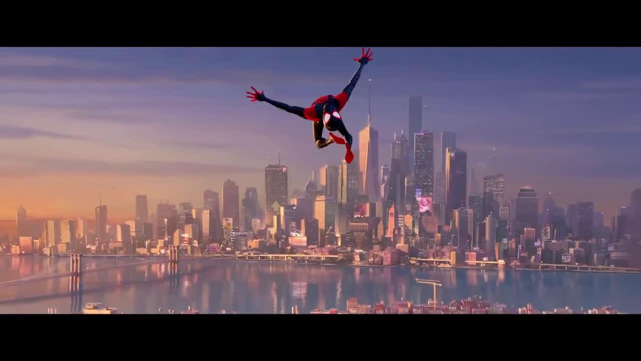Sony Pictures Entertainment SPIDER-MAN: NUEVO UNIVERSO. Equipo Spideys. En cines 21 de diciembre anuncio