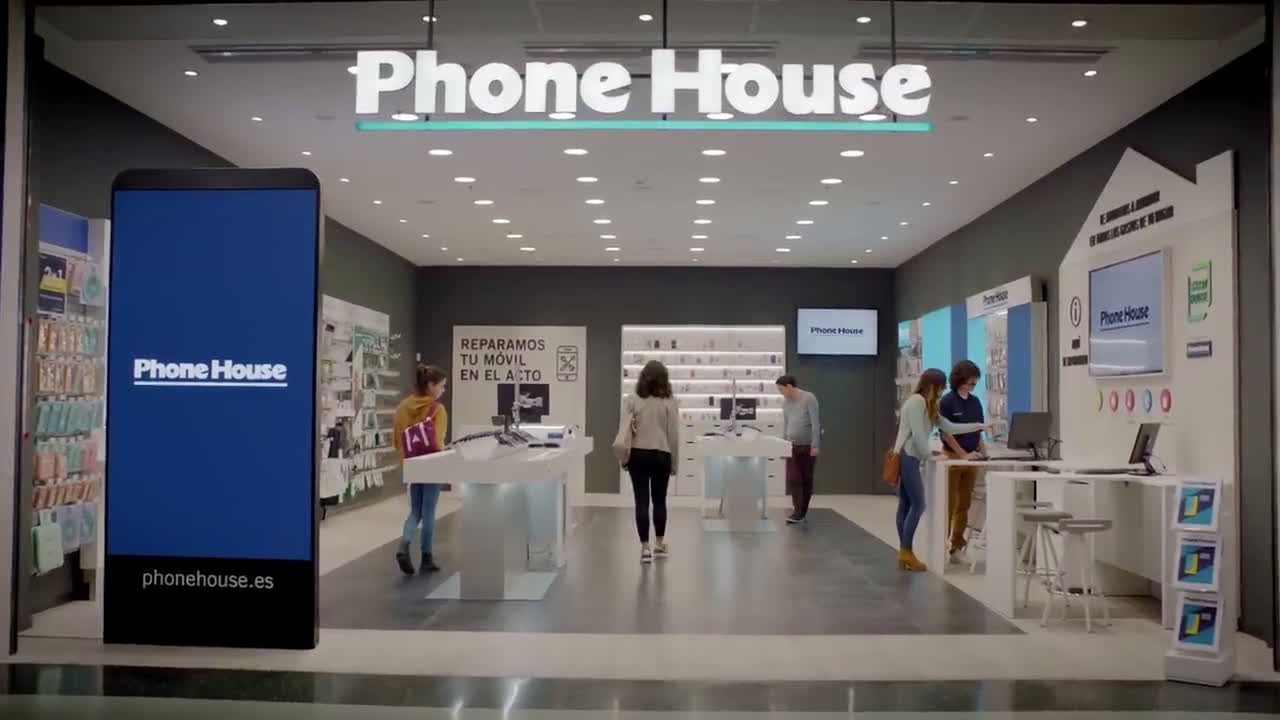 Phone House Días Locos - Phone House Navidad 2018 anuncio