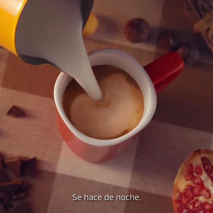 Nescafe ¡Feliz Navidad a tod@s! anuncio
