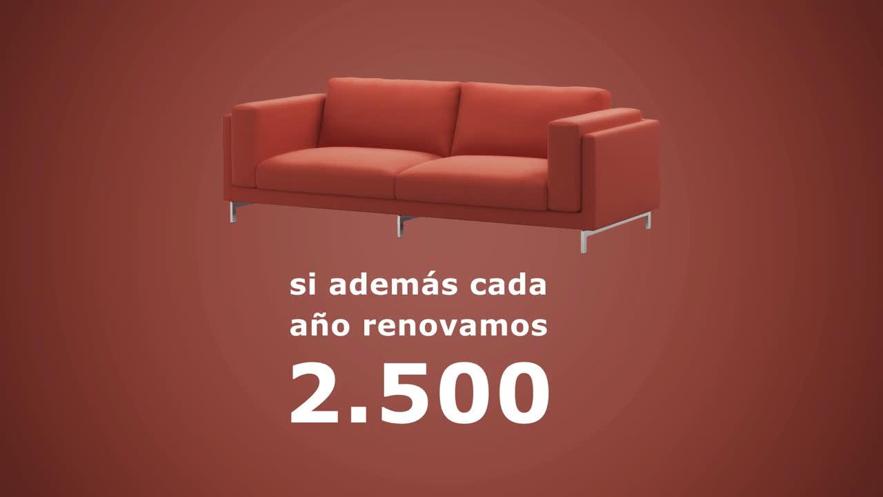 IKEA Posibilidades infinitas de decoración anuncio