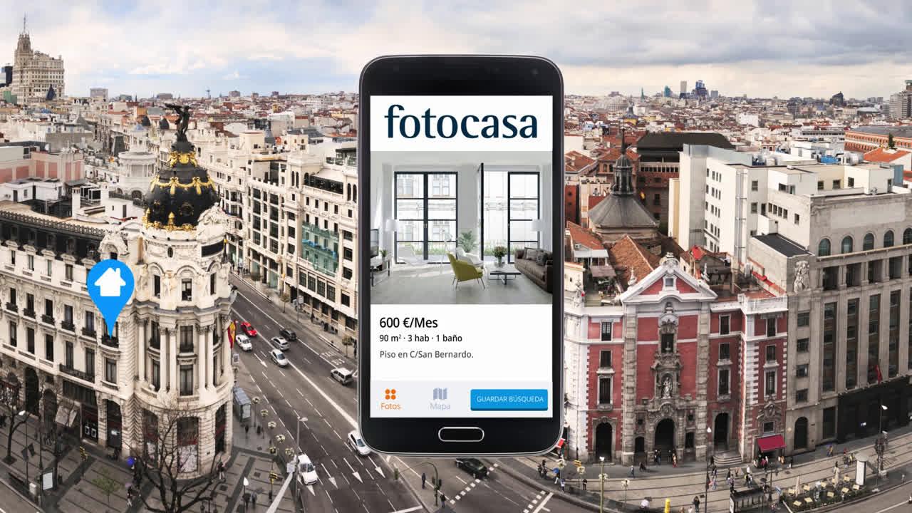 Fotocasa Ahora más pisos que nunca anuncio