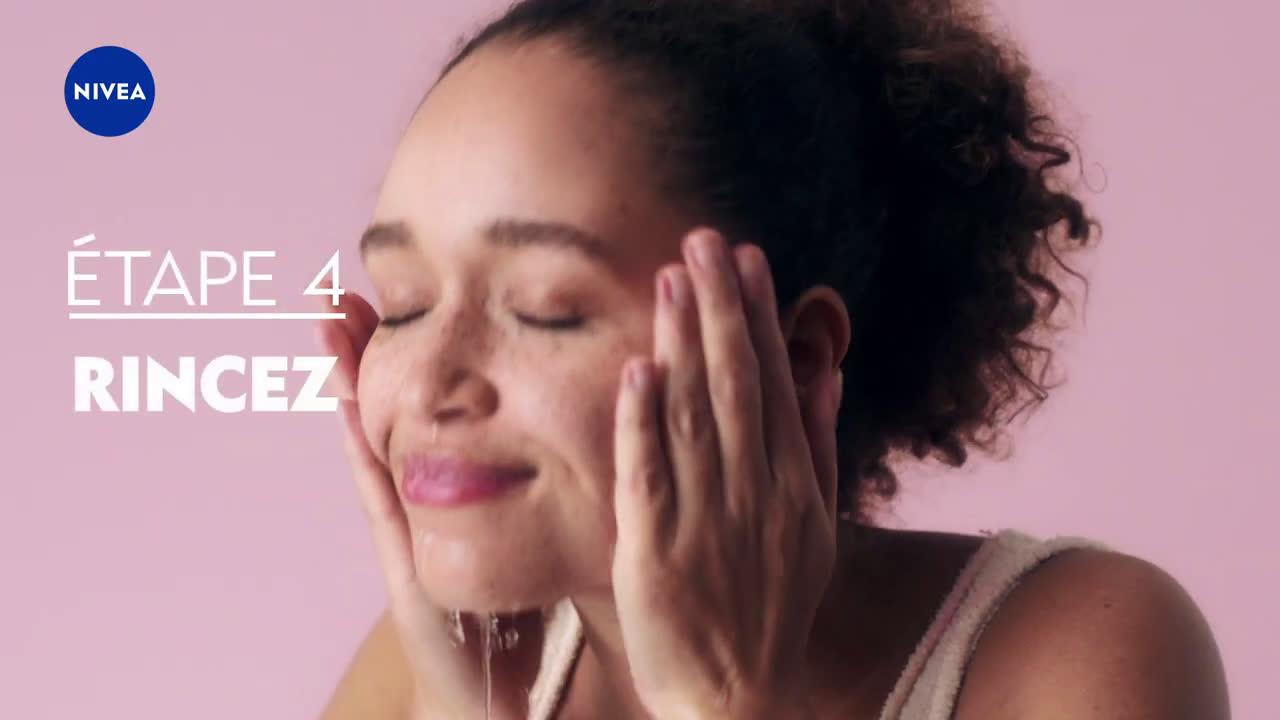 Musique publicité Nivea Nettoyer sa peau en 5 minutes chrono avec NIVEA Naturally Clean    Juin 2021