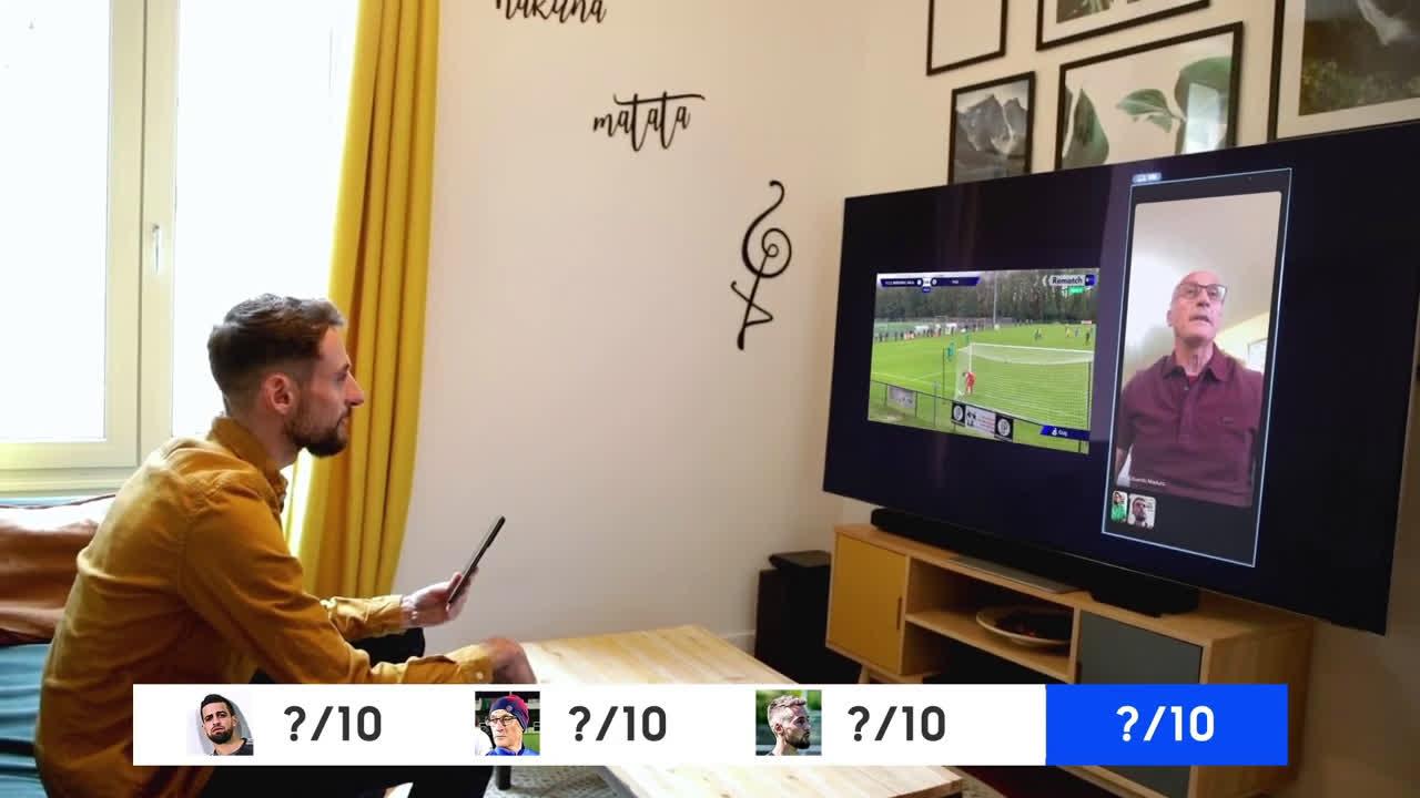 Musique de la pub Samsung Neo QLED Multi view avec Vinsky. Mai 2021