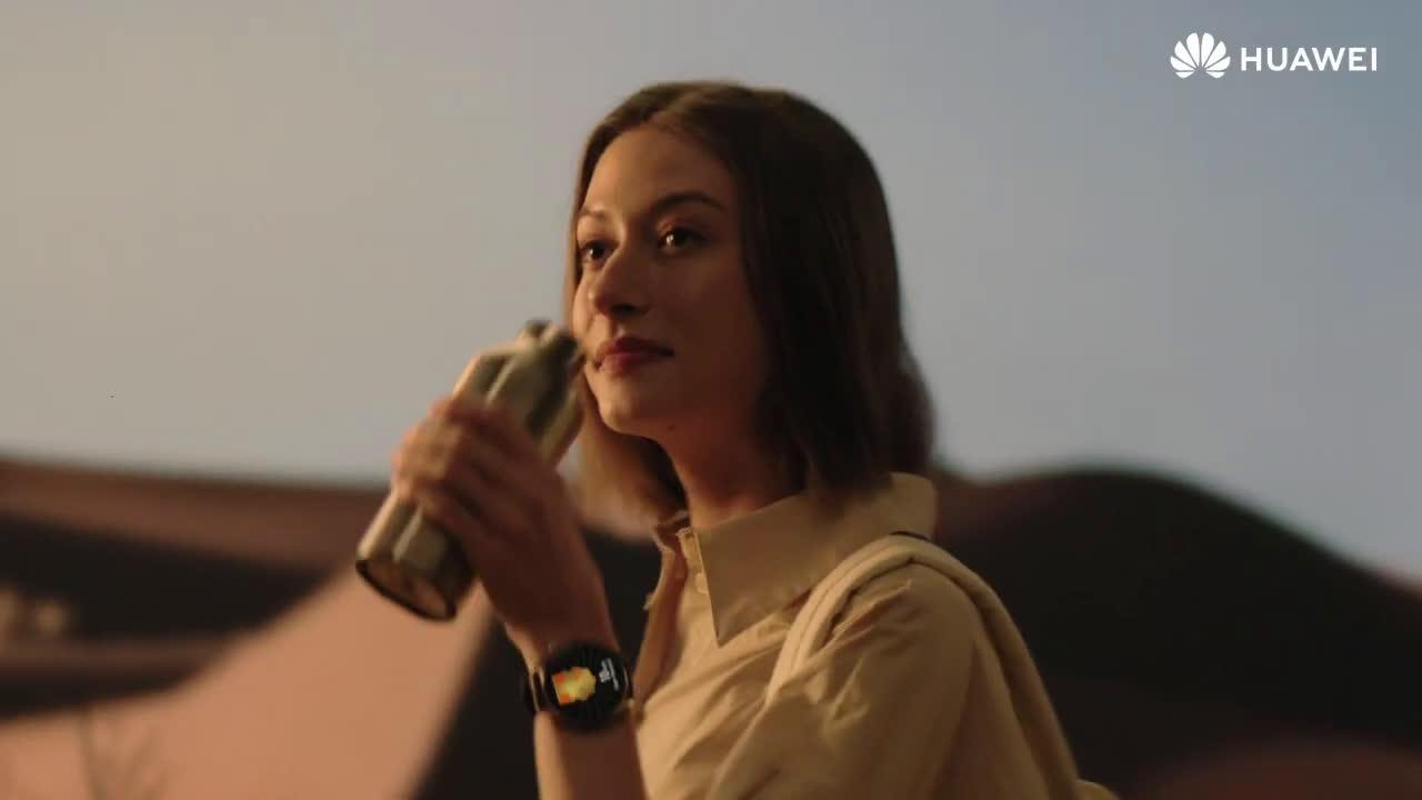 Musique de la pub Huawei WATCH 3 – Avec appels eSim et jusqu'à 14 jours en autonomie Mai 2021