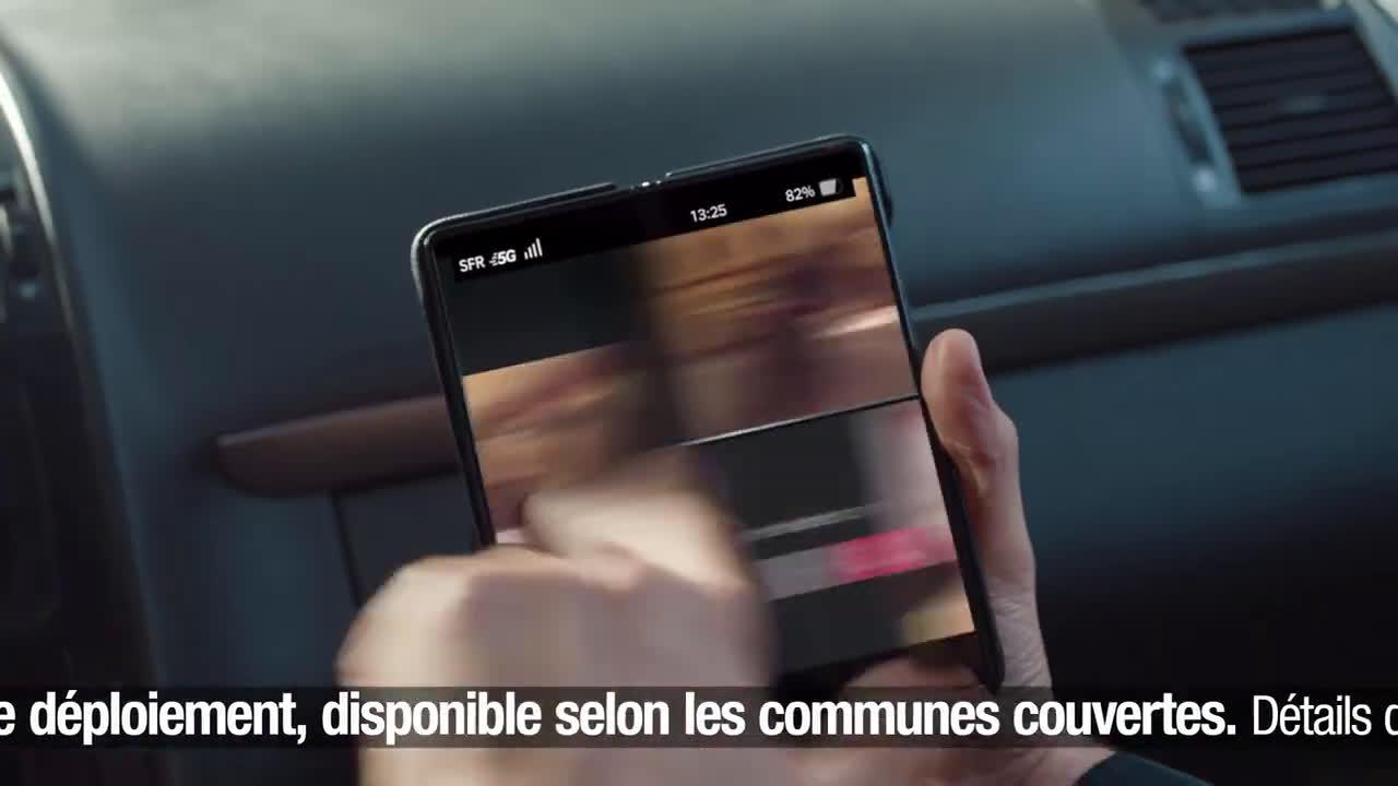 Musique de la pub SFR Le départ en week-end idéal de Sophie Mai 2021