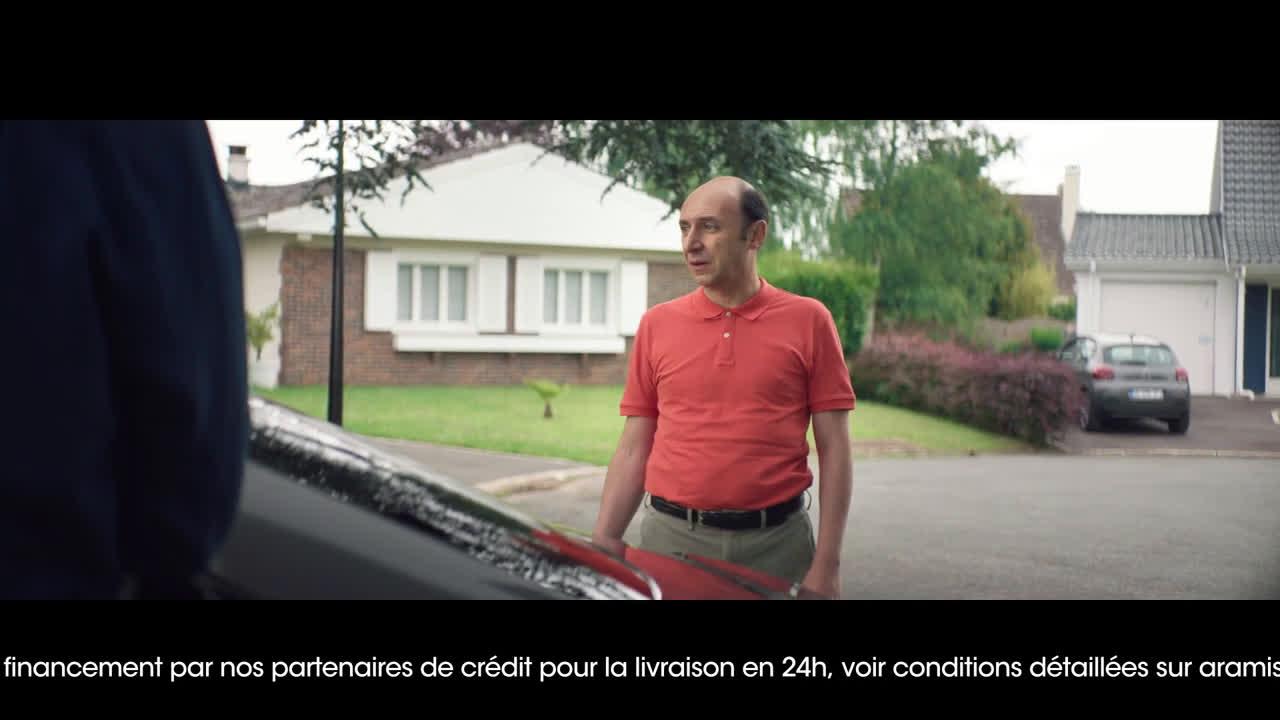 Musique publicité Aramisauto.com Film publicitaire 2021 – La couleur    Juillet 2021