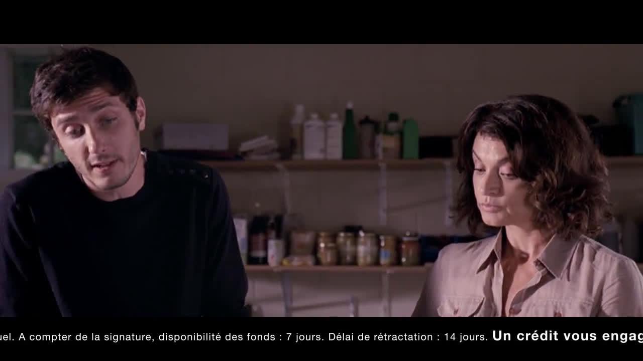 Credit Mutuel Le crédit renouvelable Etalis pub