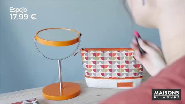 video maisons du monde new collection seventies pub. Black Bedroom Furniture Sets. Home Design Ideas