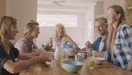 Weet-Bix Blends Multigrain Commercial