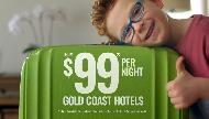 Wotif Holiday Packed with Value - Hotels from $99pn* Commercial