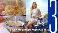 Weet-Bix Steph Gilmore with subs Commercial