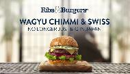 Ribs & Burgers Chimmi & Swiss Commercial