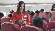 AirAsia Santan Chicken Lasagne - Go Cheesy In The Sky Commercial