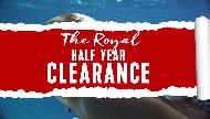 Royal Caribbean Half Year Clearance Commercial