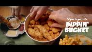 KFC Dippin' Bucket - Get your Fingers Commercial