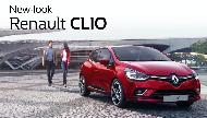Renault Say hi to New-look Clio Commercial