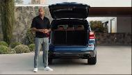 BMW  X3: Storage and Functionality Commercial