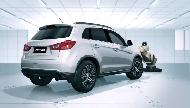 Mitsubishi ASX AWD Diesel Commercial