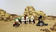 LegoThe One when R2-D2 and C-3PO Land Somewhere Else - LEGO STAR WARS - Stop-Motion Story pub