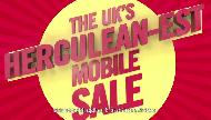 Carphone WarehouseUK's Biggest Mobile Sale Commercial