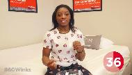 Mattress Firm 60 Winks with Simone Biles Commercial
